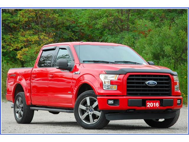 2016 Ford F-150 XLT (Stk: 148910) in Kitchener - Image 1 of 19