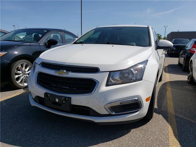 2015 Chevrolet Cruze 1LT (Stk: F7209044) in Sarnia - Image 1 of 4