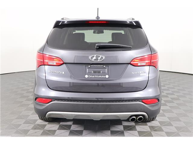 2015 Hyundai Santa Fe Sport 2.0T SE (Stk: U-0610) in Huntsville - Image 6 of 39