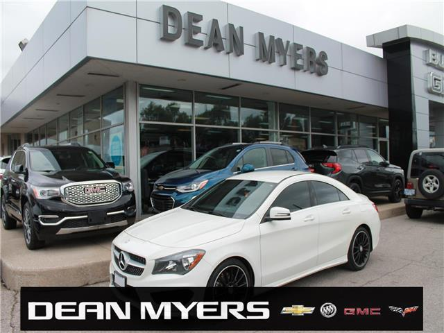 2015 Mercedes-Benz CLA-Class Base (Stk: C202670) in North York - Image 1 of 20