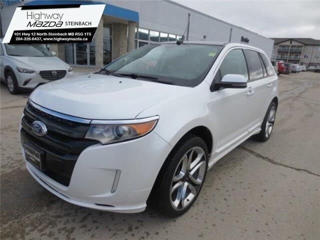 2014 Ford Edge Sport (Stk: A0240) in Steinbach - Image 1 of 39