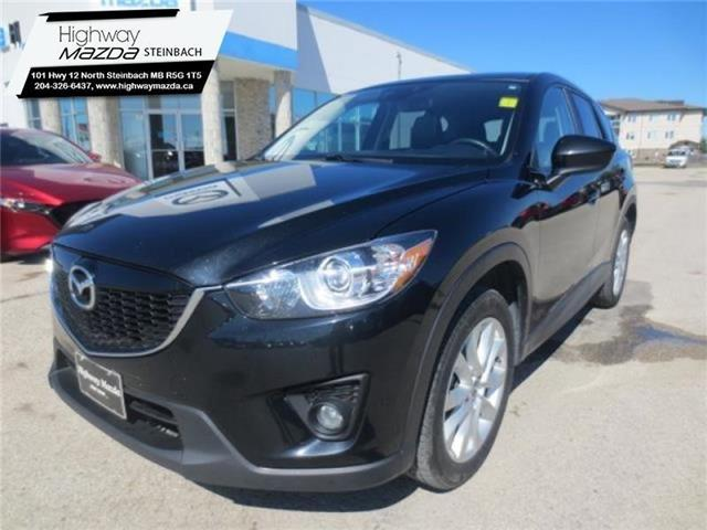 2014 Mazda CX-5 GT AWD at (Stk: M19043A) in Steinbach - Image 1 of 19