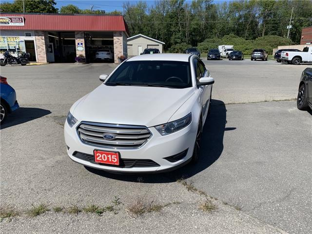 2015 Ford Taurus SEL (Stk: svg21) in Morrisburg - Image 1 of 6