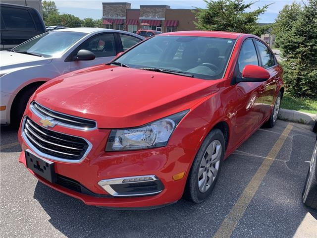 2016 Chevrolet Cruze Limited 1LT (Stk: G7186747) in Sarnia - Image 1 of 2