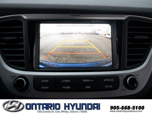 2020 Hyundai Accent Preferred (Stk: 092128) in Whitby - Image 3 of 17