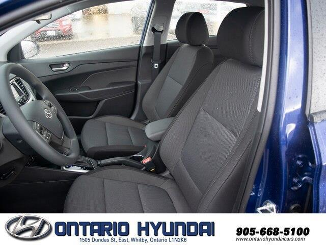 2020 Hyundai Accent Preferred (Stk: 092128) in Whitby - Image 5 of 17