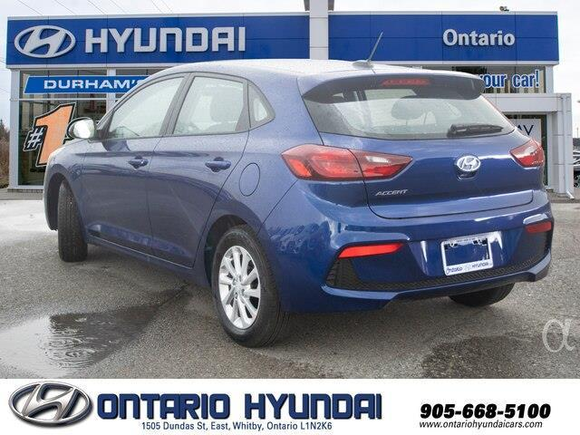 2020 Hyundai Accent Preferred (Stk: 092128) in Whitby - Image 6 of 17