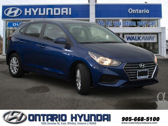 2020 Hyundai Accent Preferred (Stk: 092128) in Whitby - Image 8 of 17