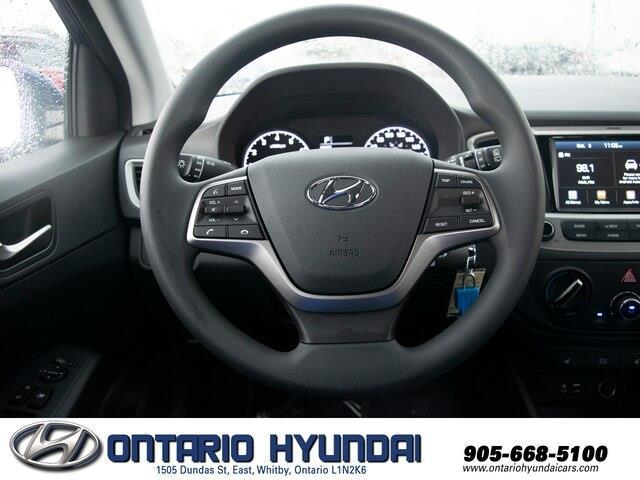 2020 Hyundai Accent Preferred (Stk: 092128) in Whitby - Image 9 of 17