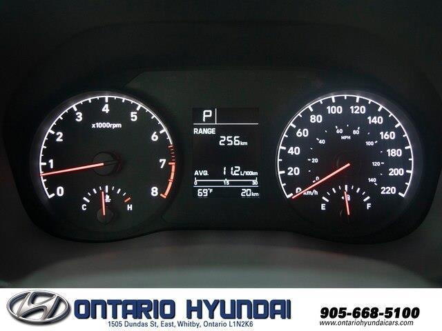 2020 Hyundai Accent Preferred (Stk: 092128) in Whitby - Image 10 of 17