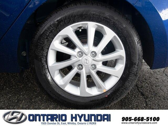 2020 Hyundai Accent Preferred (Stk: 092128) in Whitby - Image 11 of 17