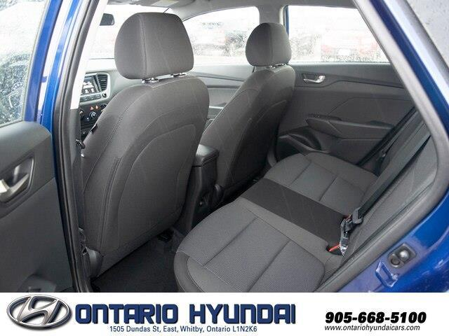 2020 Hyundai Accent Preferred (Stk: 092128) in Whitby - Image 12 of 17