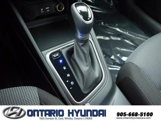 2020 Hyundai Accent Preferred (Stk: 092128) in Whitby - Image 13 of 17
