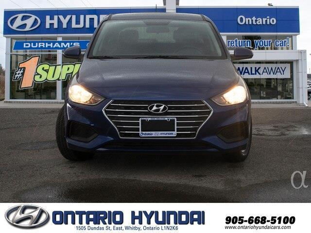 2020 Hyundai Accent Preferred (Stk: 092128) in Whitby - Image 14 of 17
