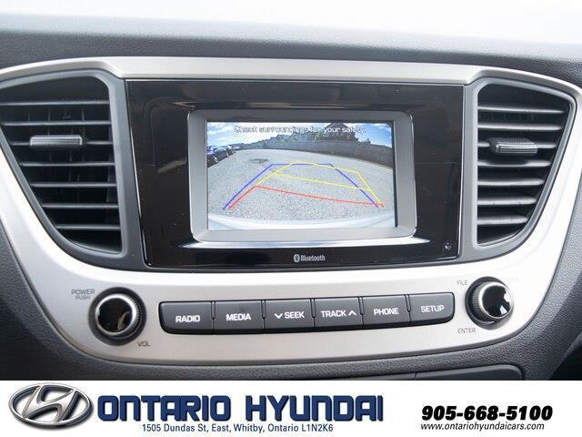 2020 Hyundai Accent Essential w/Comfort Package (Stk: 091915) in Whitby - Image 3 of 18