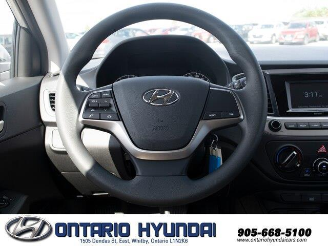 2020 Hyundai Accent Essential w/Comfort Package (Stk: 091915) in Whitby - Image 10 of 18