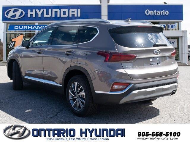 2020 Hyundai Santa Fe Preferred 2.4 (Stk: 138972) in Whitby - Image 6 of 20