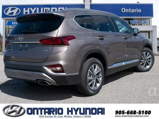 2020 Hyundai Santa Fe Preferred 2.4 (Stk: 138972) in Whitby - Image 7 of 20