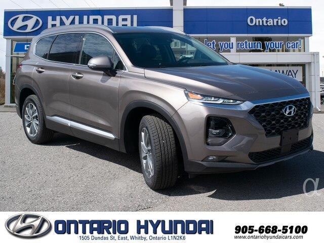 2020 Hyundai Santa Fe Preferred 2.4 (Stk: 138972) in Whitby - Image 8 of 20