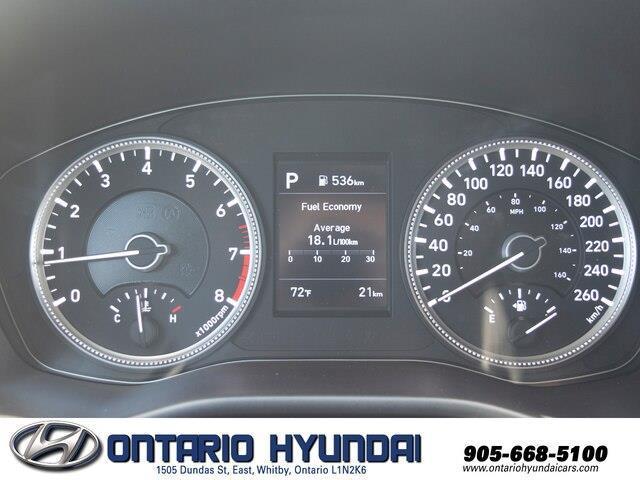 2020 Hyundai Santa Fe Preferred 2.4 (Stk: 138972) in Whitby - Image 12 of 20