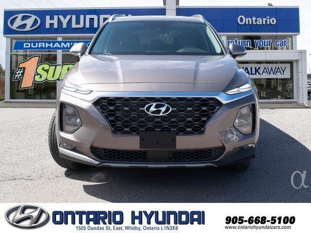 2020 Hyundai Santa Fe Preferred 2.4 (Stk: 138972) in Whitby - Image 17 of 20