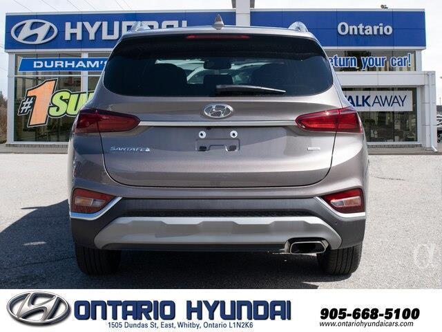 2020 Hyundai Santa Fe Preferred 2.4 (Stk: 138972) in Whitby - Image 18 of 20