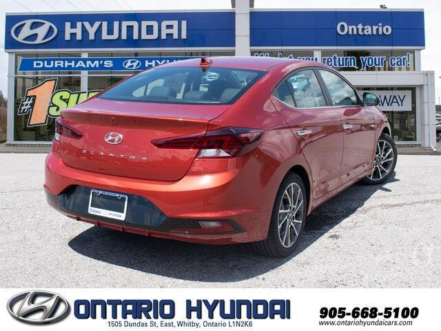 2020 Hyundai Elantra Preferred w/Sun & Safety Package (Stk: 952059) in Whitby - Image 7 of 19