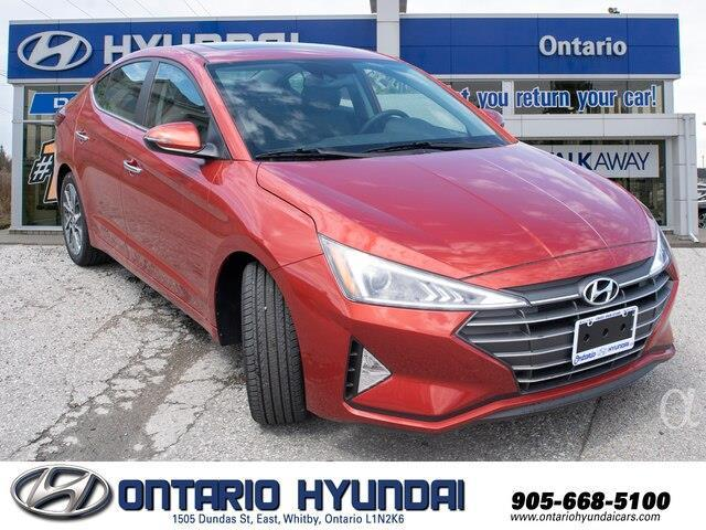 2020 Hyundai Elantra Preferred w/Sun & Safety Package (Stk: 952059) in Whitby - Image 8 of 19