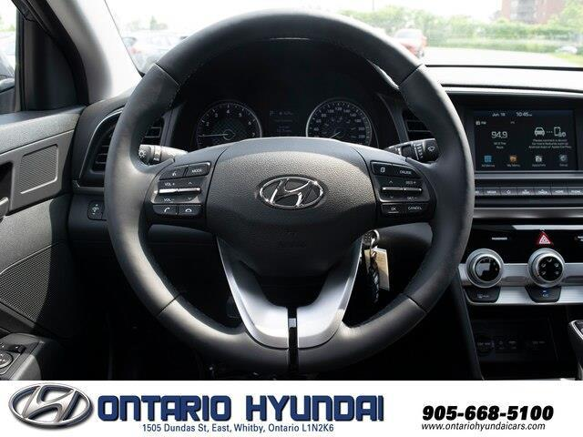 2020 Hyundai Elantra Preferred w/Sun & Safety Package (Stk: 952059) in Whitby - Image 10 of 19