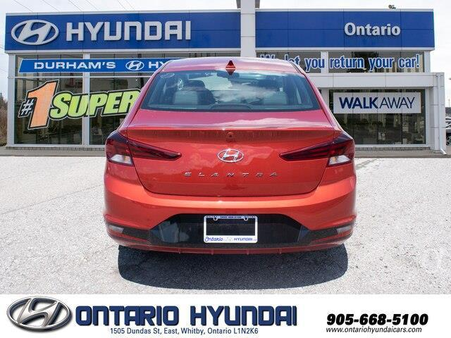 2020 Hyundai Elantra Preferred w/Sun & Safety Package (Stk: 952059) in Whitby - Image 16 of 19