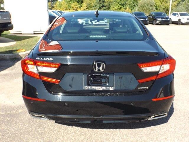2018 Honda Accord Touring (Stk: 18118) in Pembroke - Image 22 of 27
