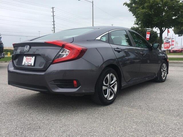 2017 Honda Civic LX (Stk: U17955) in Barrie - Image 5 of 25