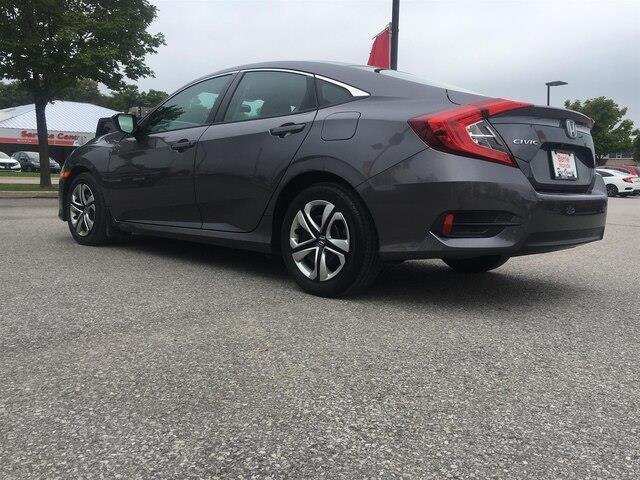 2017 Honda Civic LX (Stk: U17955) in Barrie - Image 6 of 25