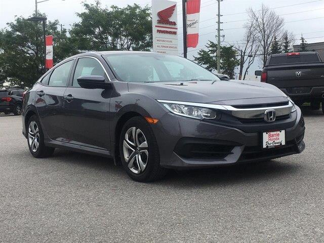 2017 Honda Civic LX (Stk: U17955) in Barrie - Image 7 of 25