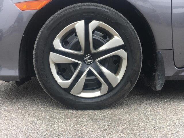 2017 Honda Civic LX (Stk: U17955) in Barrie - Image 15 of 25