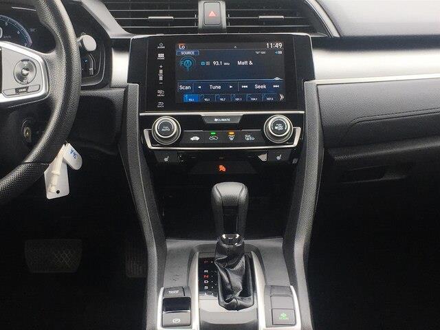 2017 Honda Civic LX (Stk: U17955) in Barrie - Image 19 of 25
