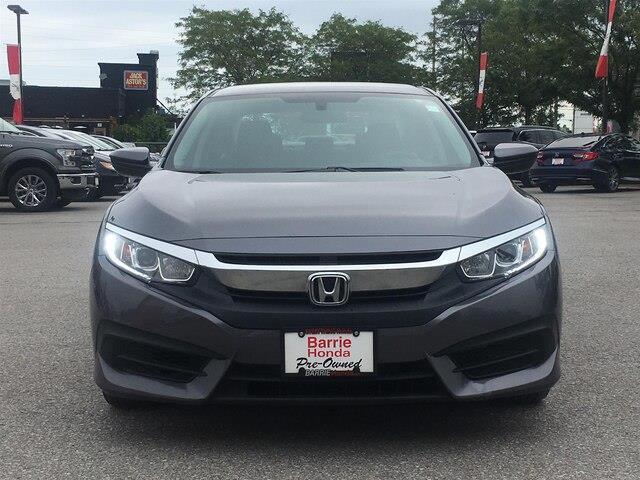 2017 Honda Civic LX (Stk: U17955) in Barrie - Image 20 of 25
