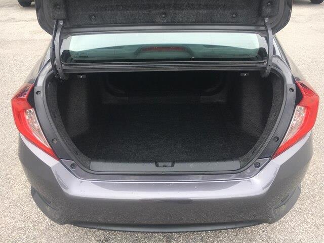 2017 Honda Civic LX (Stk: U17955) in Barrie - Image 22 of 25