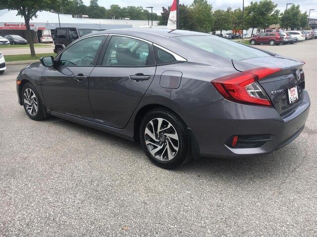 2016 Honda Civic EX (Stk: U16437) in Barrie - Image 6 of 21