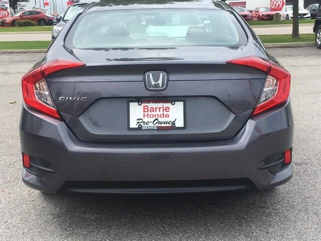 2016 Honda Civic EX (Stk: U16437) in Barrie - Image 18 of 21