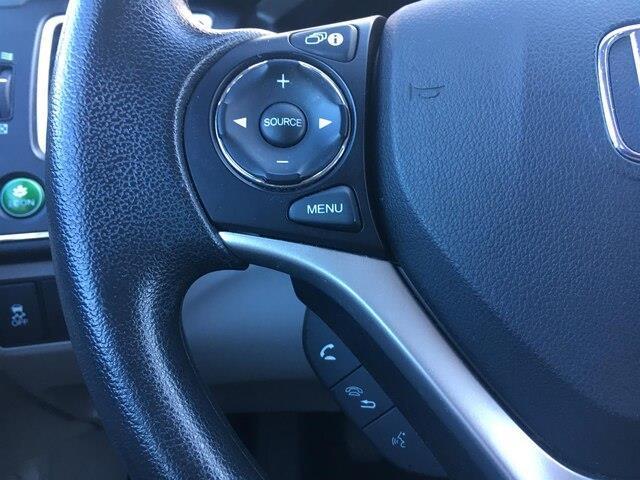 2015 Honda Civic LX (Stk: U15768) in Barrie - Image 10 of 24