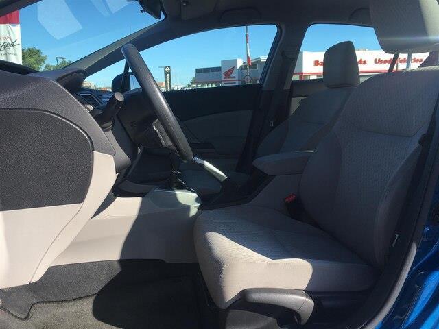 2015 Honda Civic LX (Stk: U15768) in Barrie - Image 16 of 24