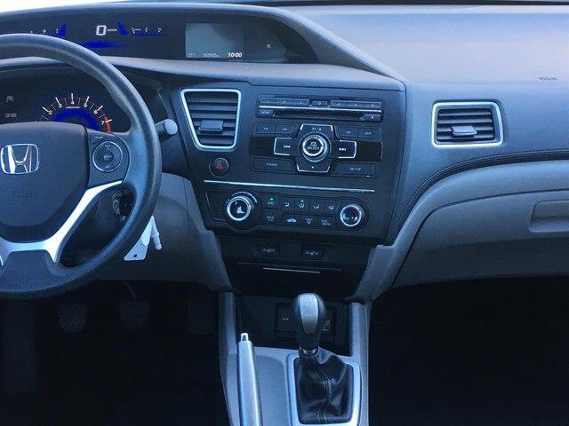 2015 Honda Civic LX (Stk: U15768) in Barrie - Image 17 of 24