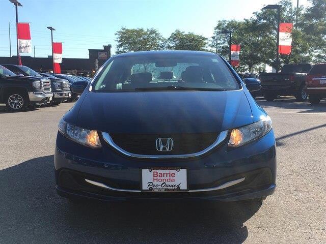 2015 Honda Civic LX (Stk: U15768) in Barrie - Image 19 of 24