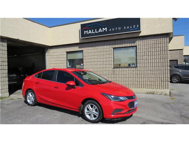 2016 Chevrolet Cruze LT Auto (Stk: ) in Kingston - Image 1 of 16