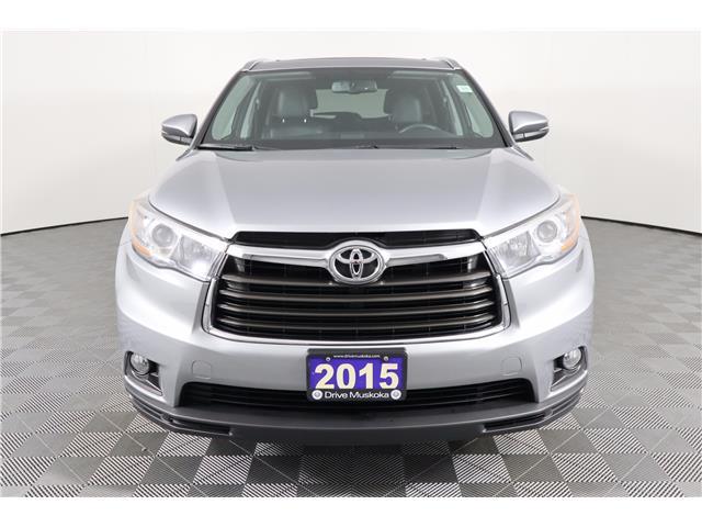 2015 Toyota Highlander Limited (Stk: U-0605) in Huntsville - Image 2 of 37
