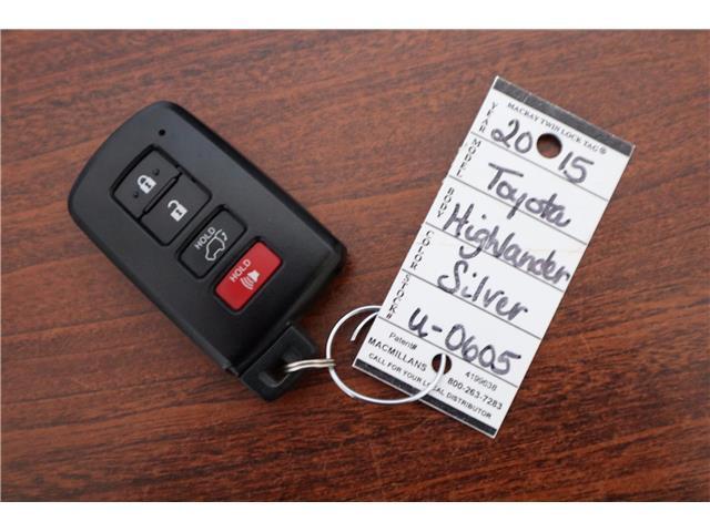2015 Toyota Highlander Limited (Stk: U-0605) in Huntsville - Image 36 of 37