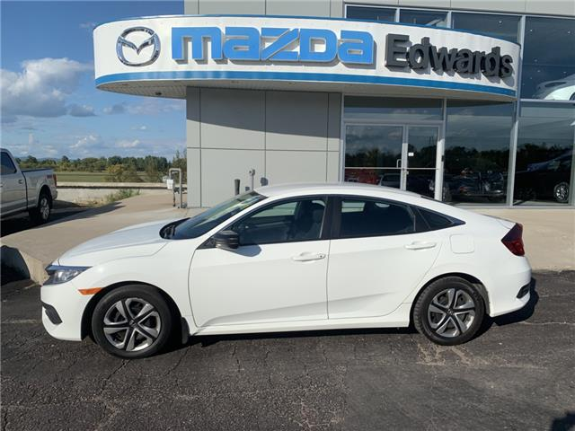 2016 Honda Civic DX (Stk: 21997) in Pembroke - Image 1 of 9