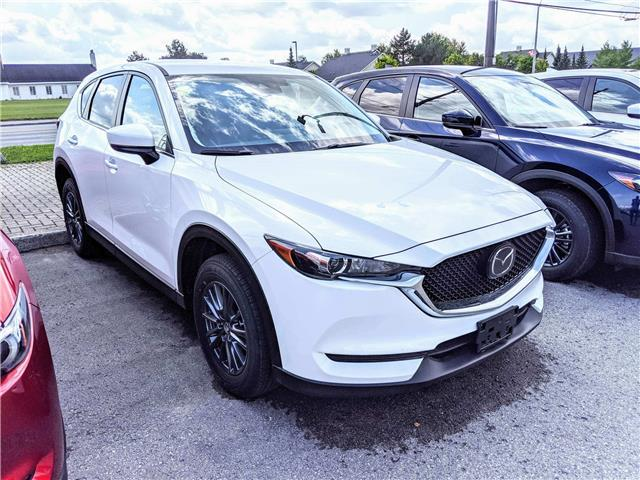 2019 Mazda CX-5 GS (Stk: K7805) in Peterborough - Image 1 of 2