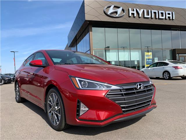 2020 Hyundai Elantra Luxury (Stk: 30031) in Saskatoon - Image 1 of 24